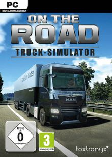 On The Road - Truck Simulator PC cheap key to download