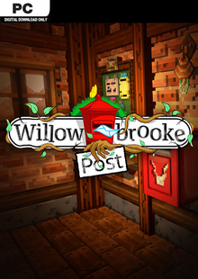Willowbrooke Post | Story-Based Management Game PC cheap key to download