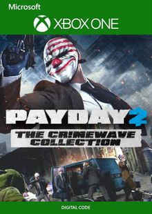 Payday 2 - The Crimewave Collection Xbox One (UK) cheap key to download