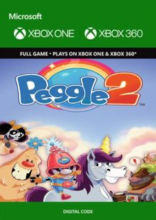 Peggle 2 Xbox 360 / Xbox One cheap key to download