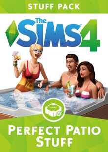 The Sims 4 - Perfect Patio Stuff PC cheap key to download