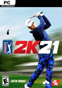 PGA Tour 2K21 PC (EU) cheap key to download