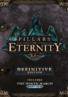 Pillars of Eternity - Definitive Edition PC cheap key to download