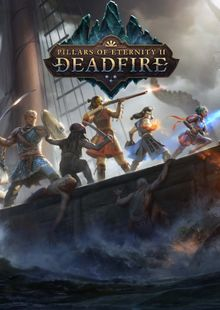 Pillars of Eternity II: Deadfire PC cheap key to download
