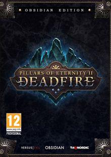 Pillars of Eternity II 2 Deadfire Obsidian Edition PC cheap key to download
