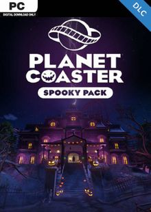 Planet Coaster PC - Spooky Pack DLC cheap key to download