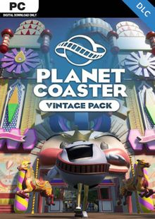 Planet Coaster PC - Vintage Pack DLC cheap key to download