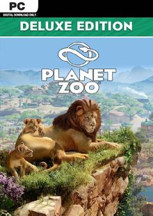 Planet Zoo - Deluxe Edition PC cheap key to download