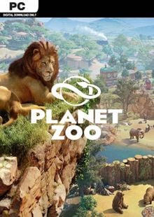 Planet Zoo PC billig Schlüssel zum Download