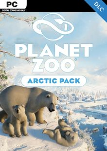 Planet Zoo Arctic Pack PC - DLC cheap key to download