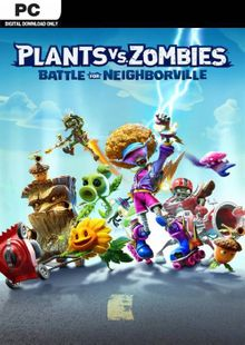 Plants vs. Zombies: Battle for Neighborville PC cheap key to download