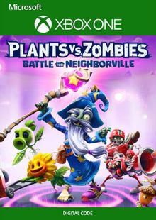 Plants vs. Zombies: Battle for Neighborville Xbox One (UK) cheap key to download