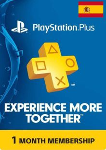 Playstation Plus - 1 Month Subscription (Spain) cheap key to download