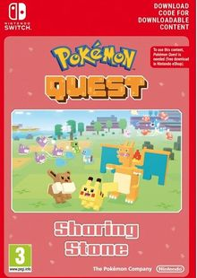 Pokemon Quest - Sharing Stone Switch (EU) clé pas cher à télécharger