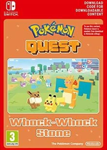Pokemon Quest - Whack-Whack Stone Switch clé pas cher à télécharger