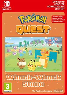 Pokemon Quest - Whack-Whack Stone Switch (EU) clé pas cher à télécharger