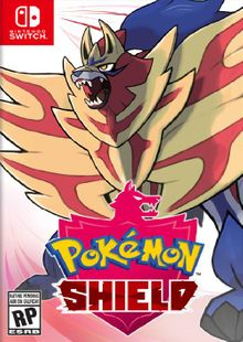 Pokémon Shield Switch cheap key to download