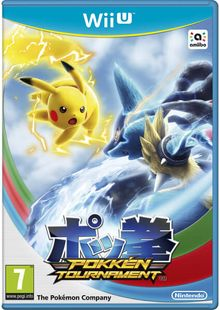 Pokkén Tournament Wii U - Game Code cheap key to download