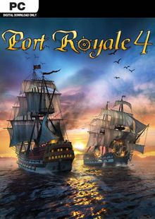 Port Royale 4 + BETA PC cheap key to download