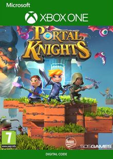 Portal Knights Xbox One (UK) cheap key to download