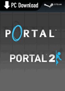 Portal Bundle PC cheap key to download
