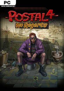 POSTAL 4: No Regerts PC cheap key to download