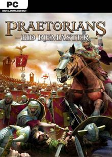 Praetorians - HD Remaster PC cheap key to download