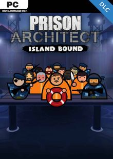 Prison Architect - Island Bound PC-DLC cheap key to download