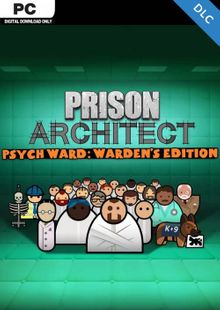 Prison Architect - Psych Ward Wardens Edition PC-DLC cheap key to download