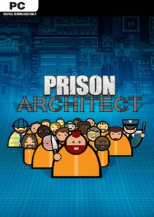 Prison Architect PC cheap key to download