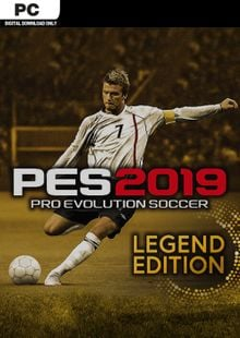 Pro Evolution Soccer (PES) 2019 Legend Edition PC cheap key to download