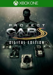 Project Cars Digital Edition Xbox One (UK) cheap key to download