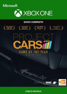 Project Cars Game of the Year Edition Xbox One (UK) cheap key to download