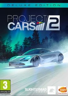 Project Cars 2 Deluxe Edition PC billig Schlüssel zum Download