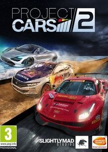 Project Cars 2 PC billig Schlüssel zum Download