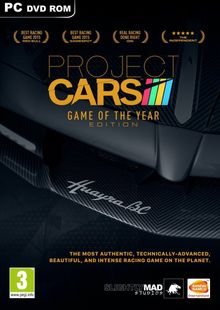 Project Cars - Game of the Year Edition PC billig Schlüssel zum Download