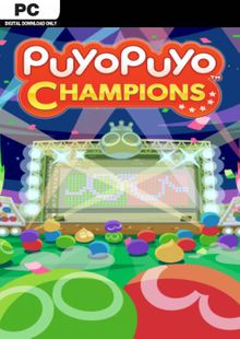 Puyo Puyo Champions PC (EU) cheap key to download