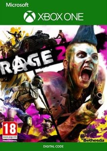Rage 2 Xbox One cheap key to download