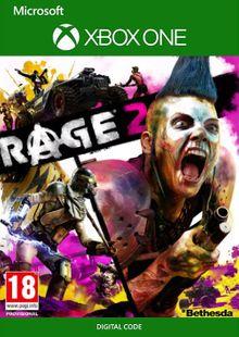 Rage 2 Xbox One clé pas cher à télécharger
