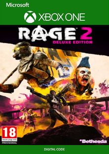 Rage 2 Deluxe Edition Xbox One billig Schlüssel zum Download