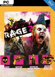 Rage 2 PC DLC (EMEA) cheap key to download