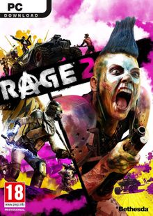 Rage 2 PC (EMEA) cheap key to download