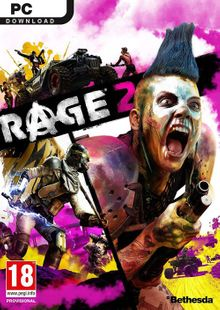 Rage 2 PC (US) + DLC cheap key to download
