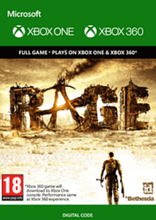 Rage Xbox 360 / Xbox One cheap key to download