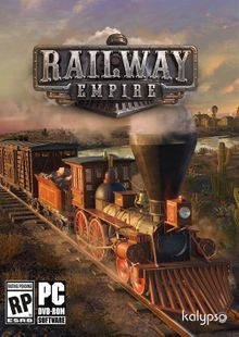 Railway Empire PC billig Schlüssel zum Download