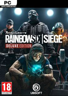 Tom Clancy's Rainbow Six Siege Deluxe Edition PC cheap key to download
