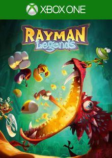 Rayman Legends Xbox One (UK) cheap key to download