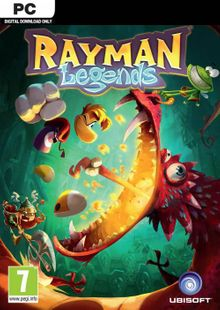 Rayman Legends PC cheap key to download
