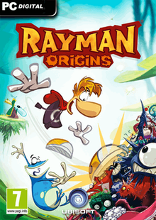 Rayman Origins PC cheap key to download