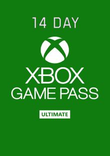 14 Day Xbox Game Pass Ultimate Trial Xbox One / PC cheap key to download